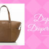 babymel, diaper bag, anya, purse, mom bag
