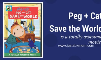 peg and cat save the world