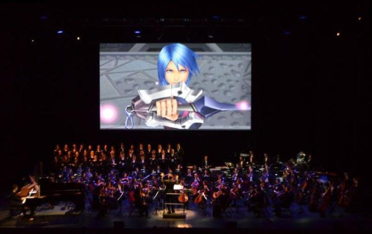 kingdom hearts, symphony, orchestra, musical instruments, disney, final fantasy