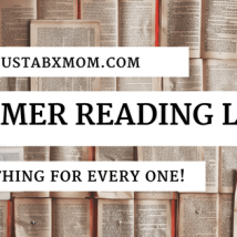 reading rainbow, reading list, book review, book recommendations