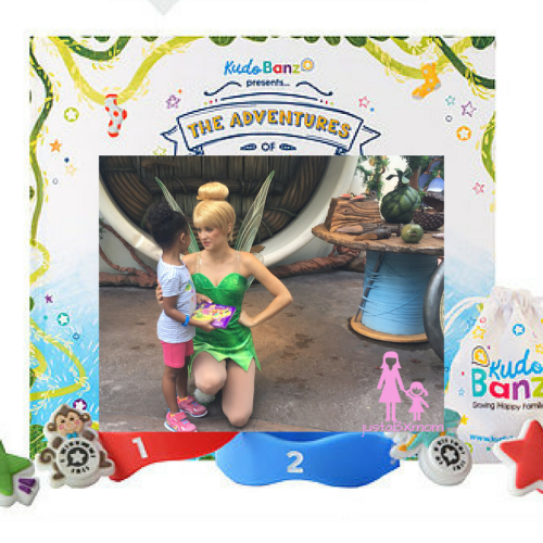 tinkerbell, disneyland, kudobanz, behavior management