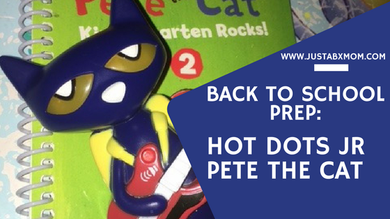 pete the cat, hot dots, educational insights