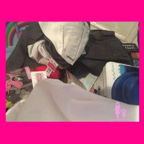 mabel's labels, school supplies, school uniforms