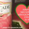 watermelon, cascade ice