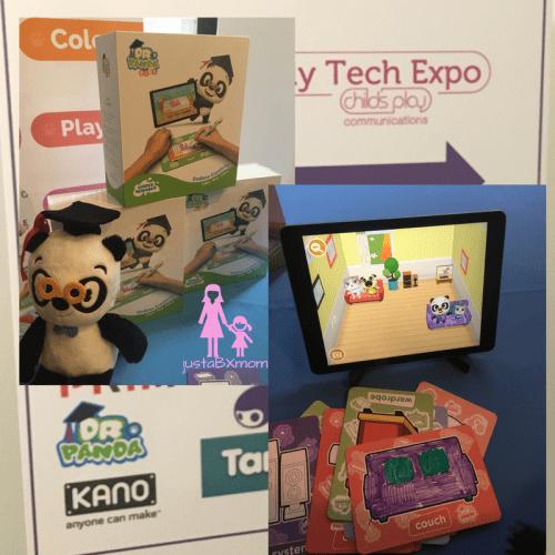 dr. panda, children's app, ipad, home design