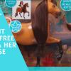 sprit riding free, lucky, breyer, netflix, justplay