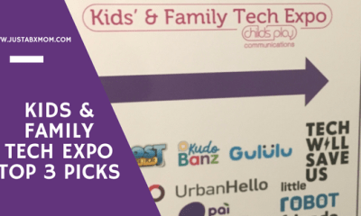 kids and family tech, tech toys, gululu, dr. panda, tanoshi