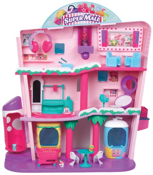 Shopkins Shoppies Season 3 Shopville Super Mall