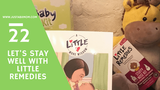 little remedies, a little more wisdom, justabxmom, children's medicine, parenting advice