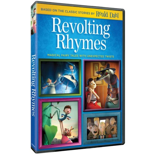 roald dahl, revolting rhymes, pbs kids