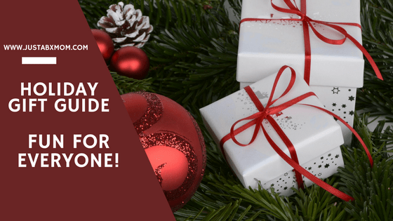 holiday gift guide, fun for everyone, all ages