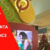 hgtv santa hq, santahq, queens center mall, santa pictures