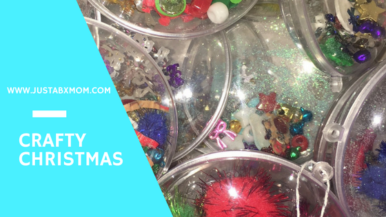 oriental trading, diy, christmas ornaments