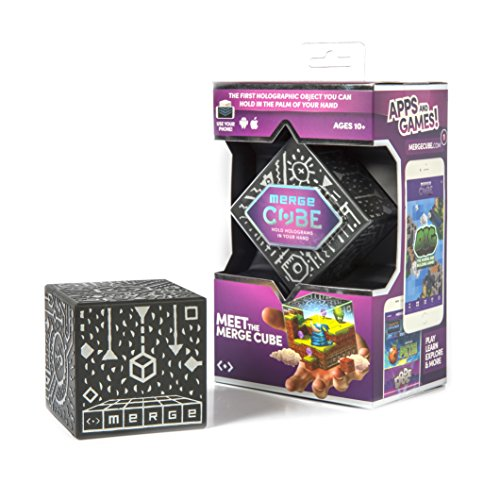 merge cube, augmented reality