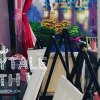 birthday party, fairytale theme, bronx parties, kewl kidz paint