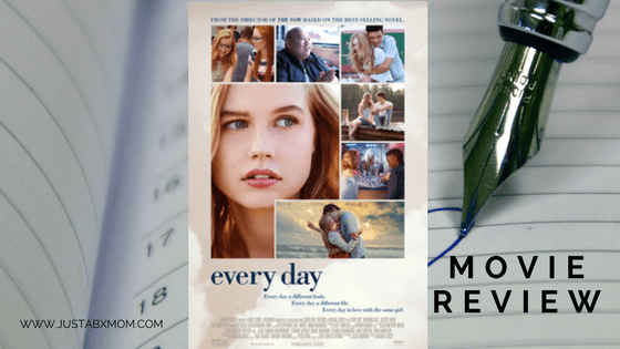 every day movie, movie review, rhiannon and a