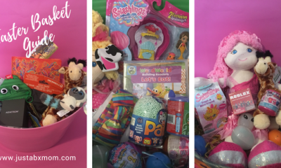 easter baskets, what to put in easter baskets, easter gift guide