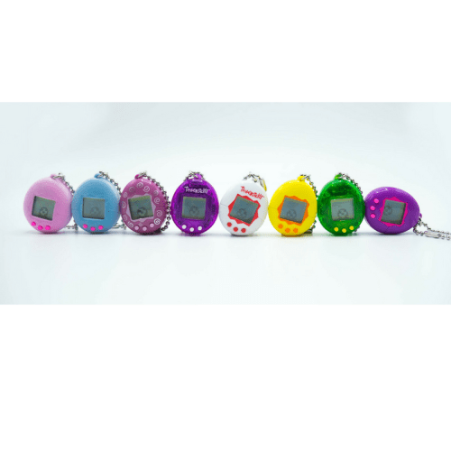 bandai, tamagotchi, virtual pet