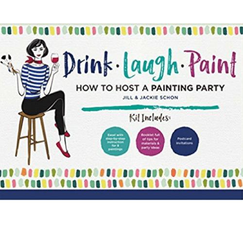 drink laugh paint
