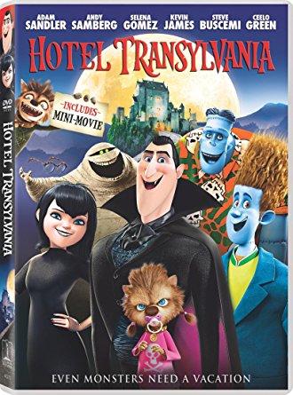hotel transylvania, dracula, blobby, frank stein