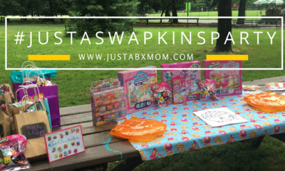 shokins swapkins party, shopkins, moose toys, jakks pacific, goliath games, happy places, pikmi pops