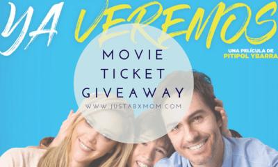 movie ticket giveaway, free movie ticket, spanish movie, ya veremos, nyc movies, amc theaters