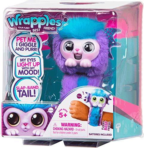moose toys, wrapples, plush pet, christmas list