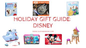 disney gift guide, gifts under $100, disney lover gifts, incredibles, disney princesses, star wars, moose toys, doorables, rapunzel