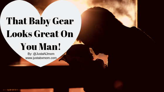 dad gear, baby items for dads