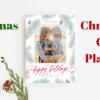 basic invite, personalized christmas cards