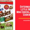 school snacks, little bites, chewy chocolate chip
