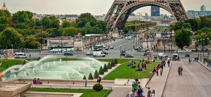 Top 5 des quartiers les plus agrables  Paris