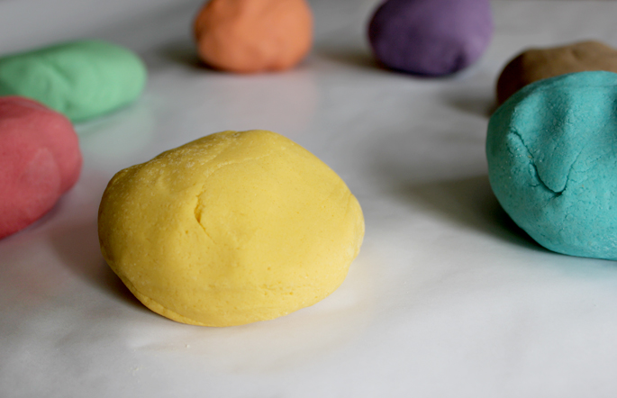 What I\'m Working On Wednesday: Easy Homemade Play-doh - Just Add ...