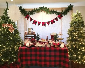 """Pancakes, Pajamas and Plaid"" Kid's Christmas Party with Oriental Trading -PART 1"