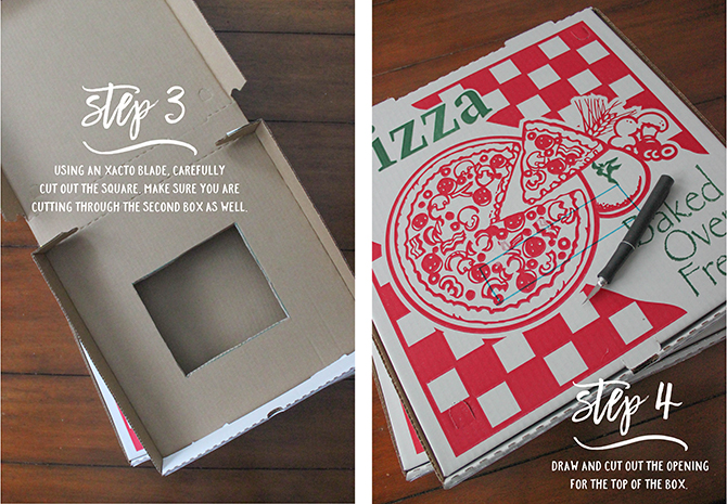 Pizza Valentine Box Hack, classroom valentine box, school valentine box, easy classroom valentine box, pizza valentine box for school, school valentine box, school valentine box hack, just add confetti, valentine box hack, pizza box hack, diy valentine pizza box