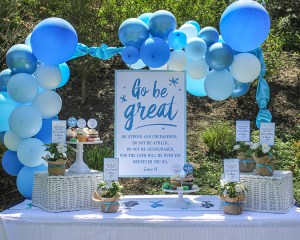 """""""Go Be Great"""" First Holy Communion Celebration"""