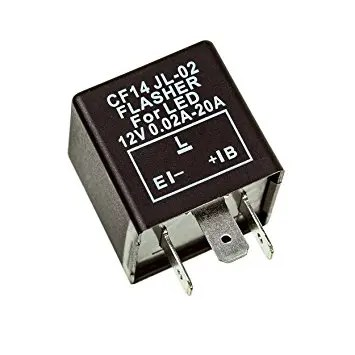 Caterham 7 LED Flasher Relay