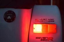 Caterham 7 LED brake light