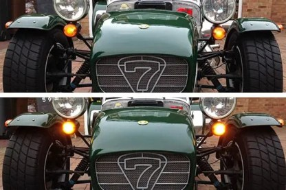 Caterham LED Front Indicator 5