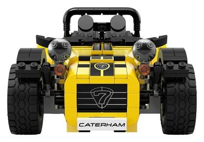 LEGO® Caterham Seven 620R 3