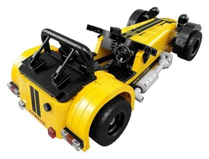 Caterham 7 Lego 620R