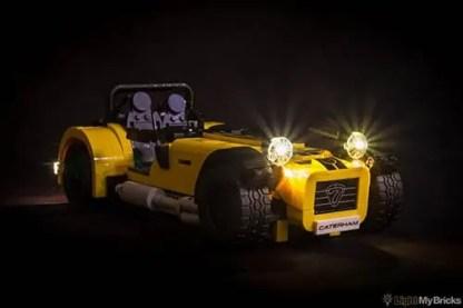 LEGO® Caterham Seven LED Light Kit 1