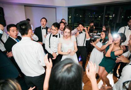 CAleb wedding