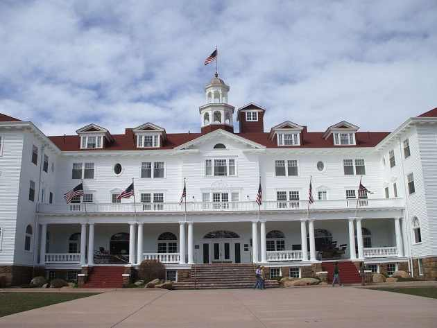 Where to stay in Rocky Mountain National Park: The Stanley Hotel