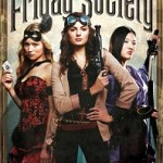 Blog Tour Review & Guest Post: The Friday Society by Adrienne Kress