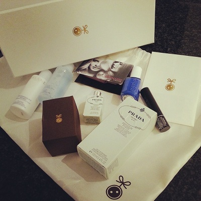 My Luxe Box!