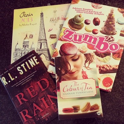 My almost-all Parisian purchases, thanks to gift cards!