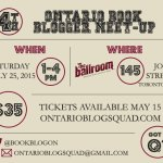 Ontario Book Blogger Meet-Up