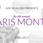 Wrap-Up + Giveaway: Paris Month 2017