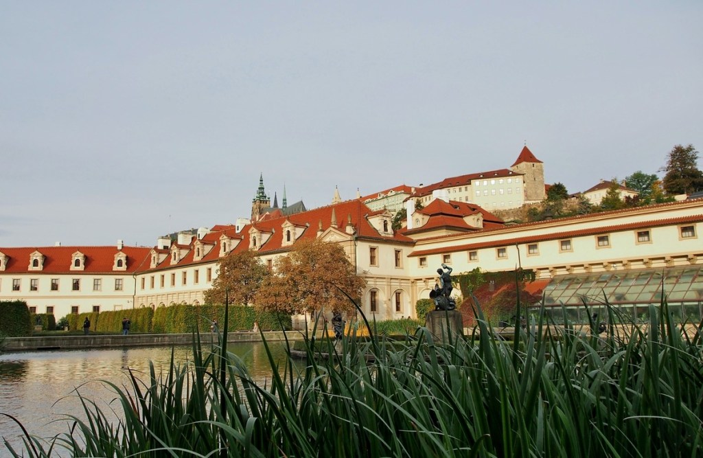 Jardin Wallenstein Prague